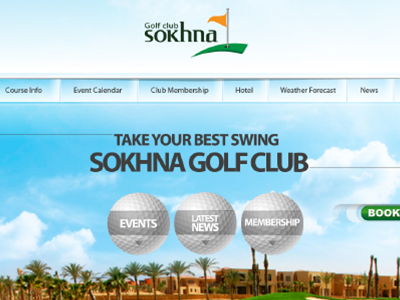Golf Club Sokhna